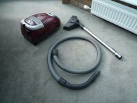 Miele S5211 Cylinder Vacuum Cleaner with tools