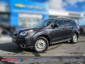2014 Subaru Forester 2.0XT Touring at  - $156.75 B/W