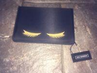 Lulu Guinness iPad 4 mini case lashes print