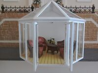 Dolls House conservatory