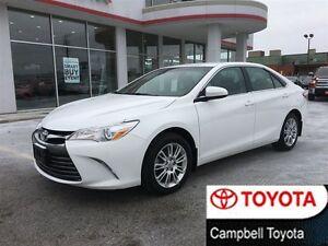2015 Toyota Camry LE UPGRADE PKG---ALLOY WHEELS--REAR CAMERA--PW