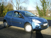 Renault Clio 1.2 16V Extreme 3dr * £30 TAX A YEAR * ONLY 96K * 12 MONTHS MOT * 3 Months WARRANTY