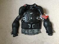 New Leatt Full Body Armour Protection Motocross Adult Sizes L/XL and XXL MX QUAD MTB KTM HONDA