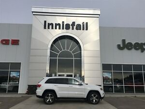 2016 Jeep Grand Cherokee Limited 4WD, Leather, Heated Seats, Sun