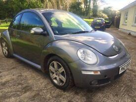Volkswagen Beetle 1.9 Tdi 2006 Mot 1yr 135000 miles