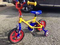2children's bikes excellent condition.