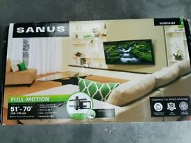 "Sanus 51""-70"" TV Wall bracket"
