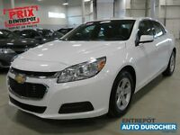 2014 Chevrolet Malibu LT(auto., air clim., cruise, groupe elect.
