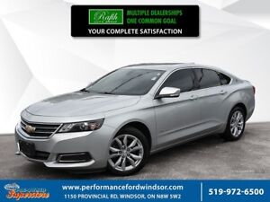 2016 Chevrolet Impala Leather, 4g and navigation available throu
