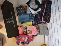 Bundle of clothes for girl 3 to 4 years