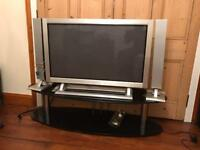 "42"" Tv Stainless Steel"