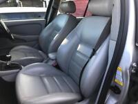 Jaguar x type grey leather interior