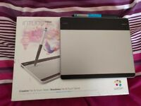 Wacom Intuos graphic Pen and Touch Tablet
