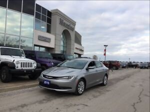 2016 Chrysler 200 LX, Cruise, Air, Keyless, Tint, Clean Carproof
