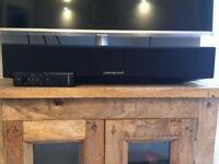Cambridge Audio TV2 Speaker Base with Bluetooth