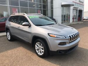 2015 Jeep Cherokee North, ONE OWNER, 27,025 KM