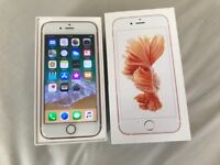 iPhone 6s 16gb unlocked. Excellent condition. Original box. £160 NO OFFERS. CAN DELIVER