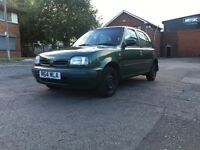 NISSAN MICRA 1.3 GLX AUTO LONG MOT SERVICE HISTORY 2 OWNERS DRIVES LIKE NEW VERY FAST LITTLE CAR