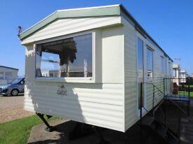 Static caravan stranrear £5950
