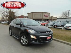 2012 Mazda CX-7 LEATHER ROOF