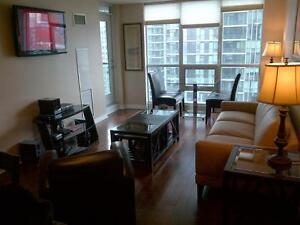 FURNISHED Condos available immediately - Downtown Toronto