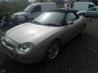 MGF SPORT. 1997. 91200 MILES MOT 15 JUNE, SEE ADVERT