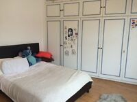 LARGE SPACIOUS FULLY FURNISHED DOUBLE ROOM FOR RENT IN WIMBLEDON @ £700/- INCLUSIVE OF UTILITY BILLS
