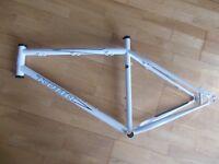 Kona Buffer steel hardtail frame