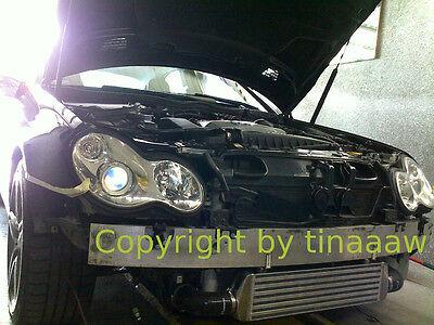 ❤️NEU Mercedes Alu-Ladeluftkühler LLK R171 CLA W176 W203 W209 W202 W208 R170 AMG