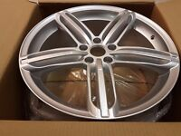 """Audi RS6 Style Wheels PCD 5 x 112 Available in 17"""" WILL FIT MOST AUDI VW SKODA SEAT PORSCHE MERCEDES"""