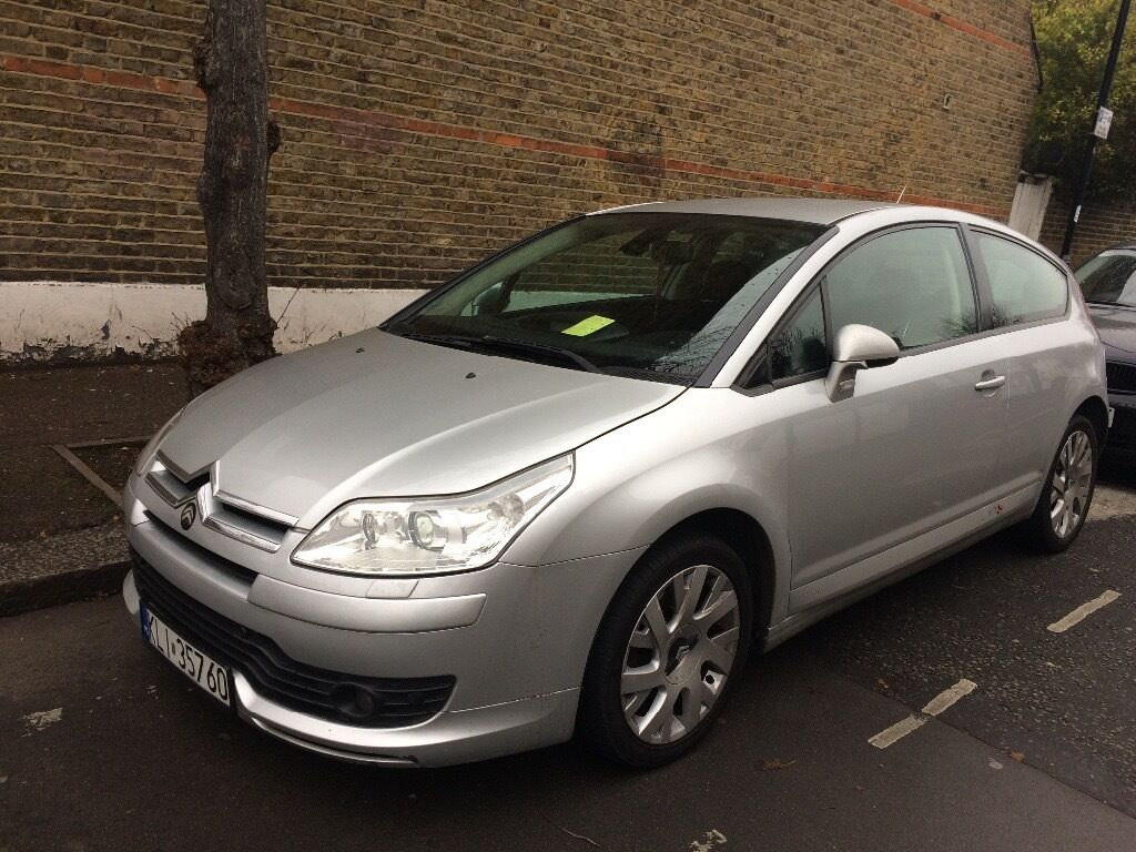 lhd citroen c4 vts 2 0 hdi in newham london gumtree. Black Bedroom Furniture Sets. Home Design Ideas