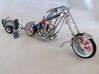 Orange County Choppers-Miller Welder Bike-American Chopper The Series- 1:10