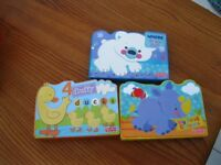 Fisher Price board baby books