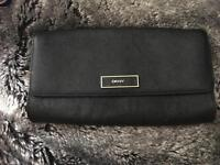 DKNY over the shoulder clutch bag