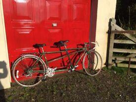 Tom Evans Tandem Bicycle