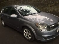 VAUXHALL ASTRA 1.7 CDTi Silver 5-dr NEW 12 MONTHS MOT **Low miles** History £1000