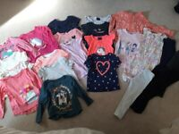 :: Large girls 5 - 6 year old clothes bundle ::::