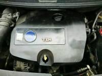 Vw audi ford pd150 tdi engine