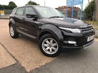 2013 Land Rover Range Rover Evoque 2.2 SD4 Pure Tech AWD 5 Doors Diesel Automatic Panoramic Roof 4X4
