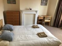 Excellent new clean and spacious double rooms to rent in upper shirley