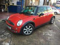 Mini Cooper 1.6 petrol. Automatic. 2004reg MOT until Feb 2019. Only 54000 miles.