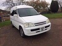 2000 HONDA STEP WAGON 20 AUTOMATIC 5 DOOR 8 SEATER FULL LOADED DAY VAN MINT CONDITION