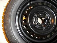 Honda Jazz - Brand New - steel wheel and tyre 185/60R14 82 H