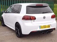 2010 VW Golf 2.0 TDI Full R Replica Custom Body & Uprated Lights Remapped Drives Like Brand New!