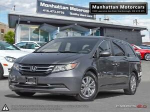 2015 HONDA ODYSSEY EX |8 PASS|CAMERA|NO ACCIDENT|PHONE|REAR.AIR