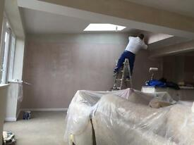 Painter&Decorator, plumbing, with 20 years experience