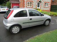 Vauxhall Corsa 1.2 Life Silver 3dr.