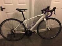 Specialized Dolce Sport ladies road bike 48cm