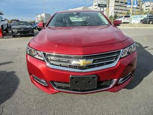 2015 Chevrolet Impala LESS THAN 10,000 KM'S/SINGLE OWNER LOCAL T