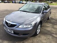 MAZDA6 LOW MILEAGE ONLY (**59K**) FSH 2 KEYS EXCELLENT CONDITION THROUGHOUT